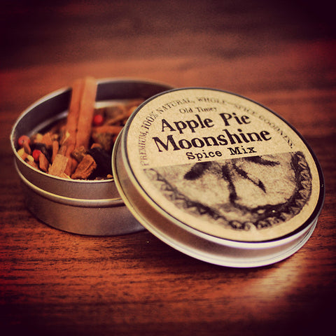Apple Pie Moonshine Spice Kit