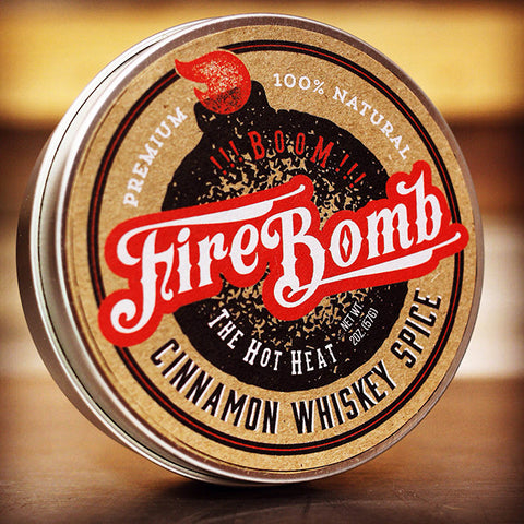FireBomb Cinnamon Whiskey Kit