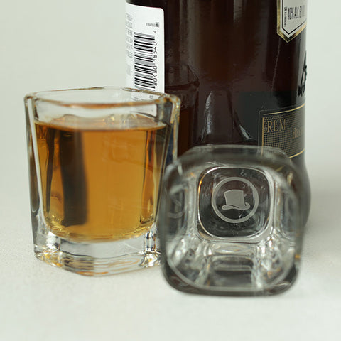 Tapiture 2oz Square Shot Glass (Set of 2)