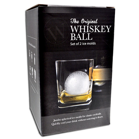 The Whiskey Ball - 2 Pack