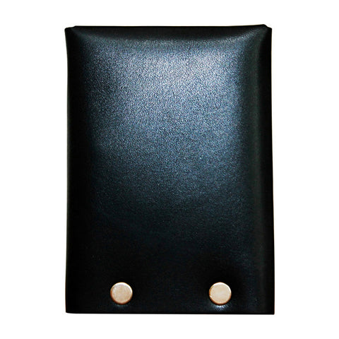 Rivet Wallet in Black