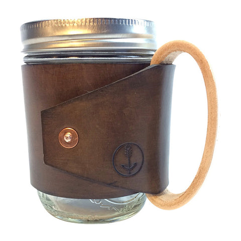 The Rugged Mug in Antique Brown