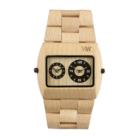 Jupiter Watch in Beige