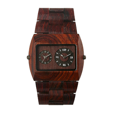 Jupiter Watch in Brown