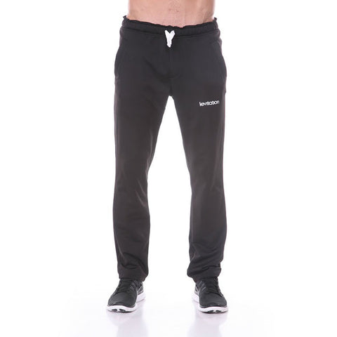 Levitation Warm-Up Sweats in Black