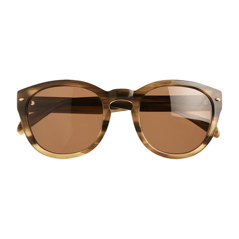 Luna Sunglasses in Brown