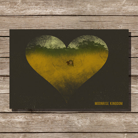 Moonrise Kingdom Minimalist Print