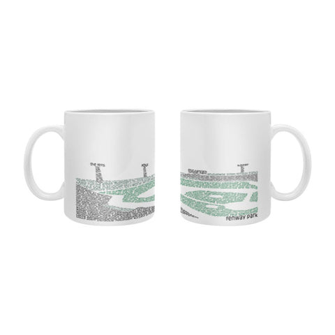 Fenway Mug by Restudio Designs