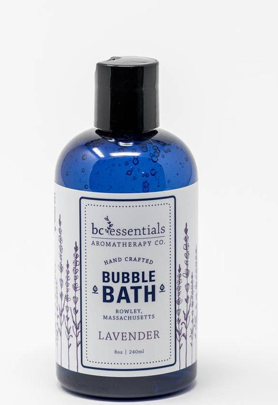 BC ESSENTIALS BUBBLEBATH-LAVENDER BUBBLE BATH LAVENDER - BUBBLEBATH-LAVENDER-BC ESSENTIALS