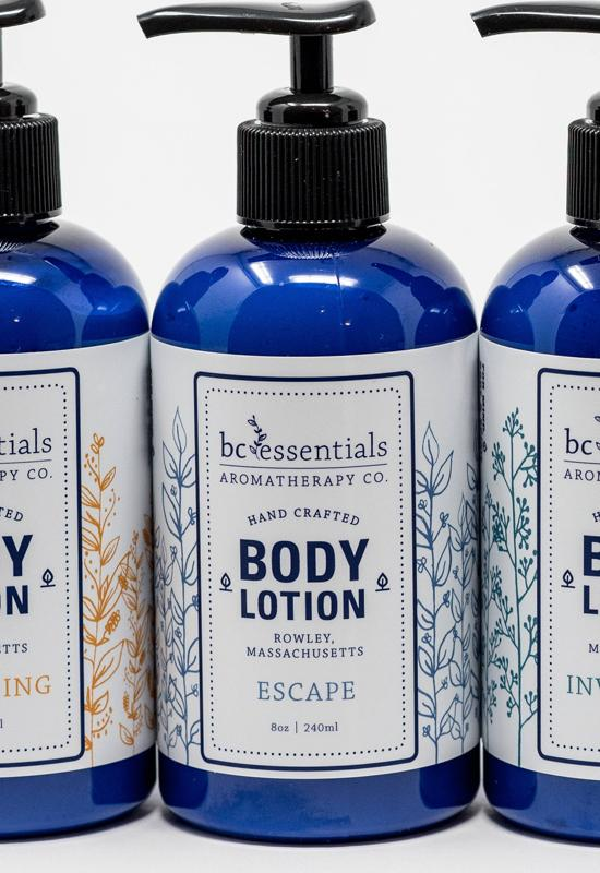 BC ESSENTIALS BOLO-8OZ-ESCAPE BDY LOTION 8OZ ESCAPE - BOLO-8OZ-ESCAPE-BC ESSENTIALS