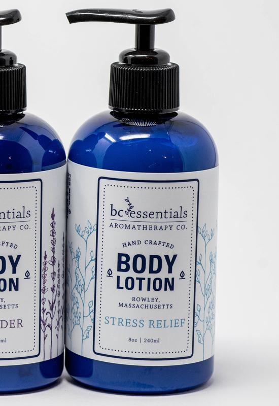 BC ESSENTIALS BOLO-8OZ-STRESS-RELI BDY LOTION 8OZ STRESS RELIEF - BOLO-8OZ-STRESS-RELI-BC ESSENTIALS