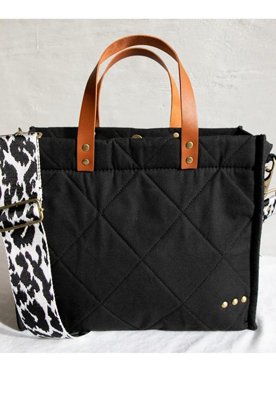 Carrie Crossbody Tote