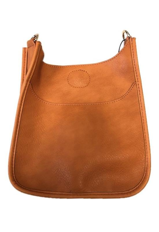 Ahdorned - Mini Messenger Bag Camel (sold without straps)