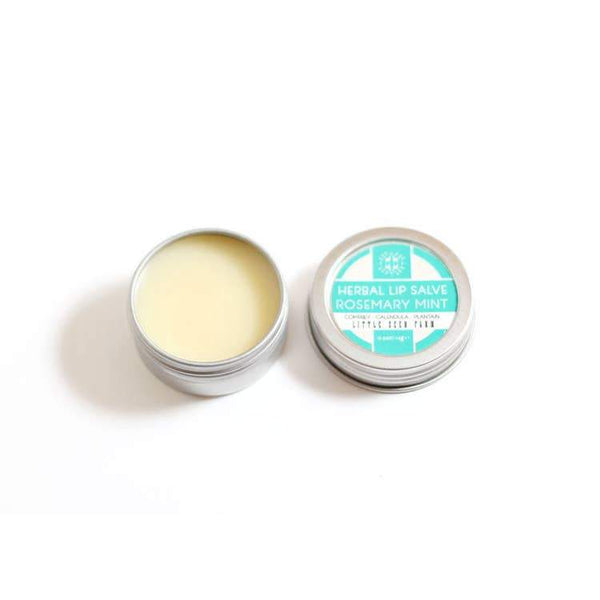 Little Seed Farm - Rosemary Mint Herbal Lip Balm