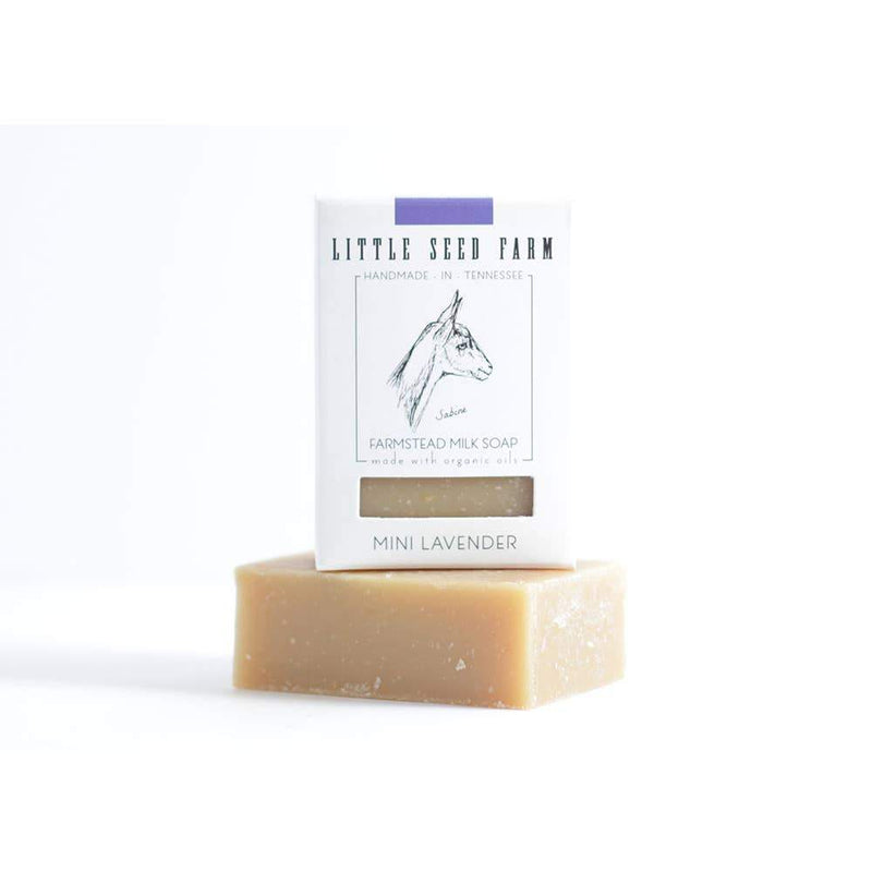 Little Seed Farm - Mini Lavender Bar