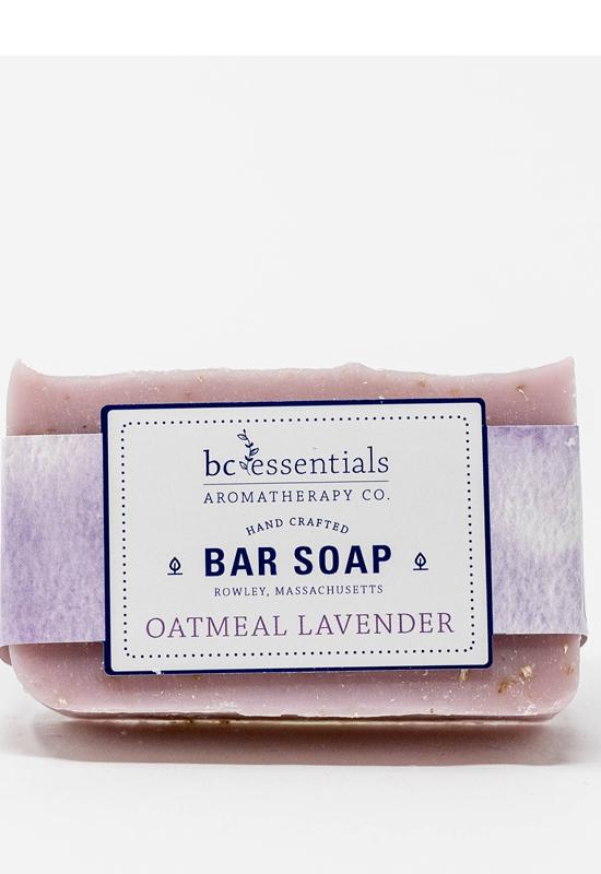 BC ESSENTIALS BARSOAP-LAVENDER BAR SOAP LAVENDER - BARSOAP-LAVENDER-BC ESSENTIALS