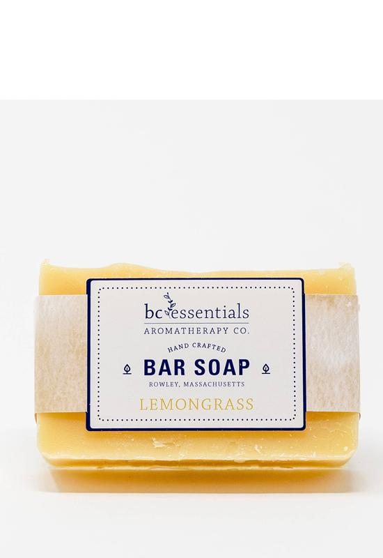 BC ESSENTIALS BARSOAP-LEMONGRASS BAR SOAP LEMONGRASS - BARSOAP-LEMONGRASS-BC ESSENTIALS