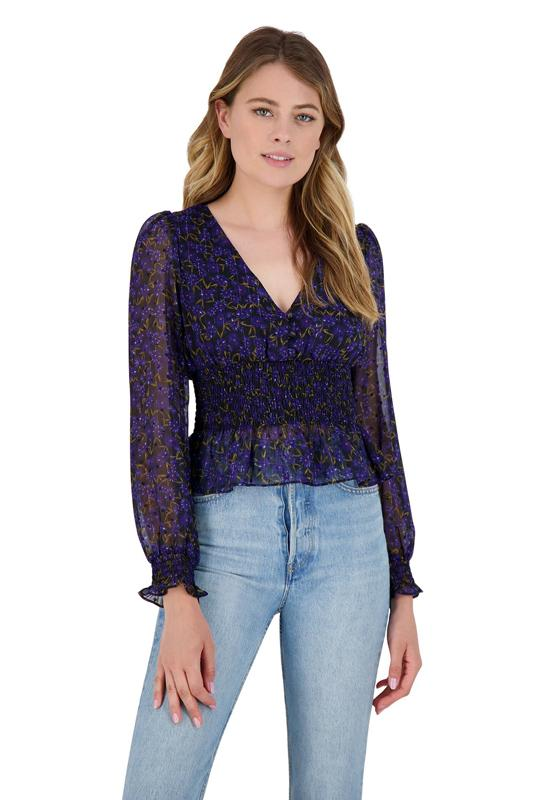 BB Dakota - Midnight Sun Top Black