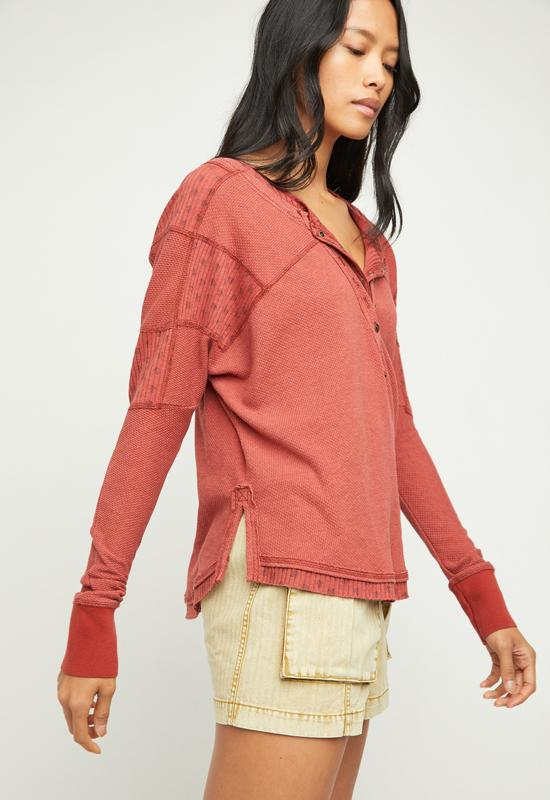 Free People - Heart to Henley Brick Path