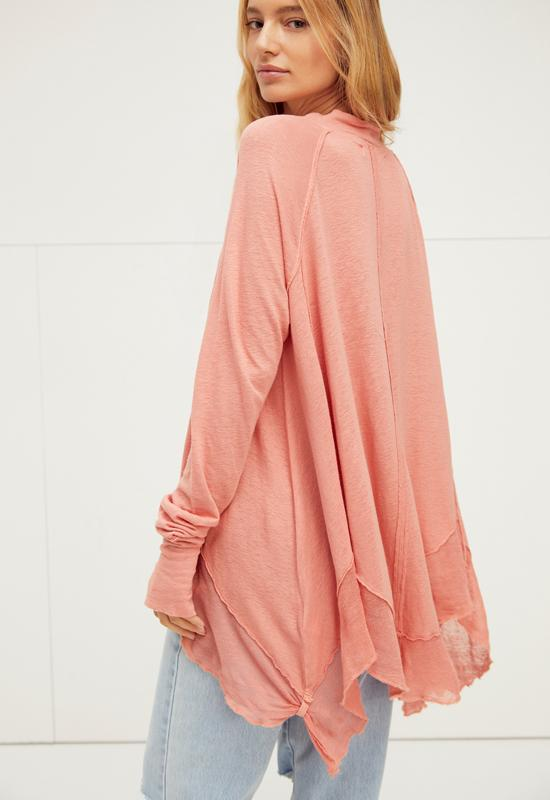 Free People - Starlight Tee Pinched Cheeks
