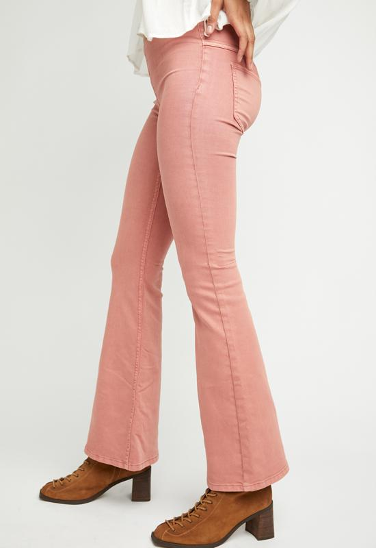 Free People - Penny Pullon Jeans Clay Roses