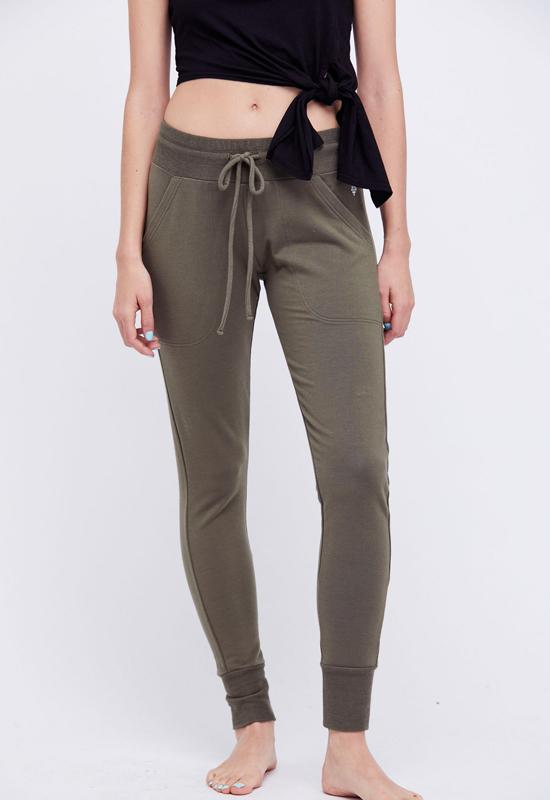 Free People - Sunny Skinny Sweatpants