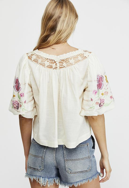 Free People - Bohemia Blouse