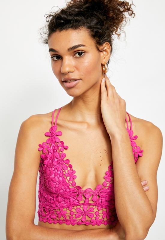 Free People - Miss Dazie Berry Bralette