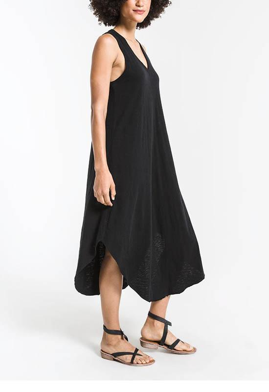 Z Supply - Black Reverie Sleeveless Dress Black