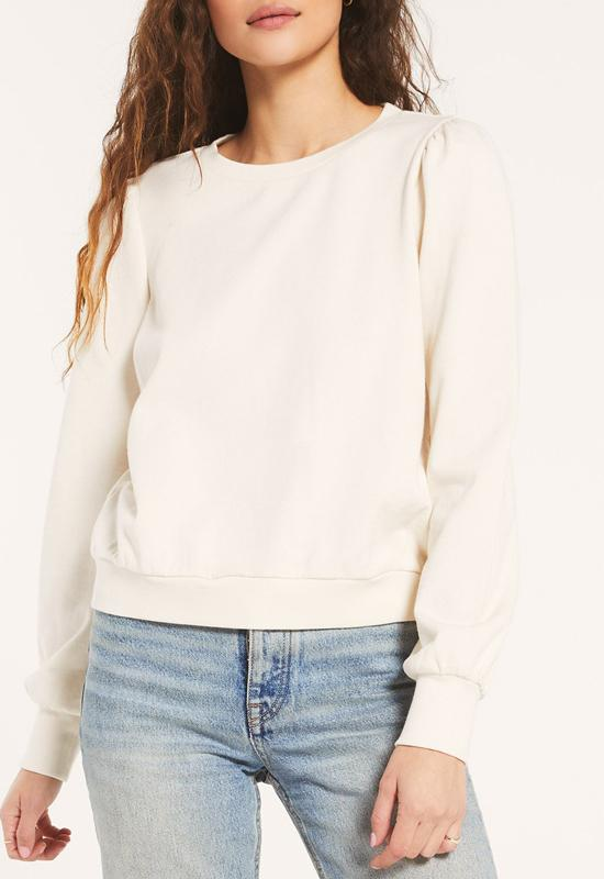 Z Supply - The Bone Zoe Sweatshirt