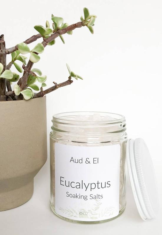 Aud & El - Eucalyptus Soaking Salts