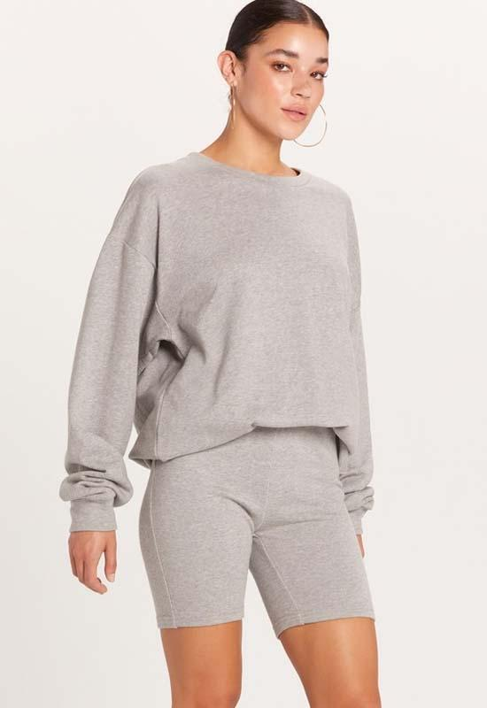 Kixters Oversized Sweatshirt - Grey