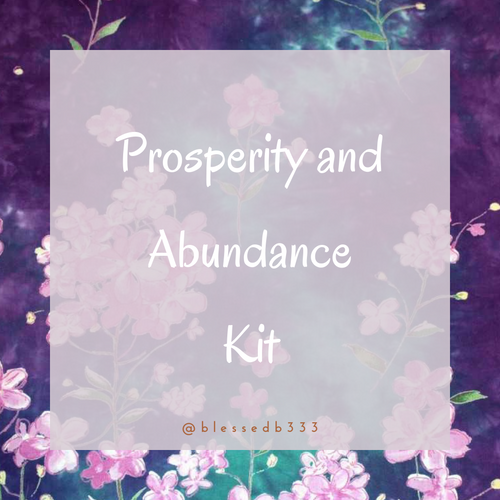 Prosperity and Abundance Kit