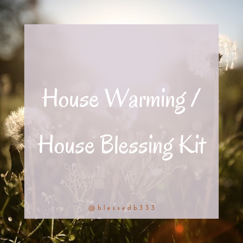 House Warming/House Blessing Kit