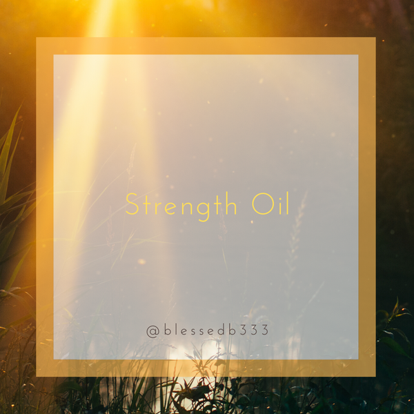 Strength Oil