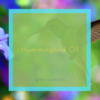 Hummingbird Oil
