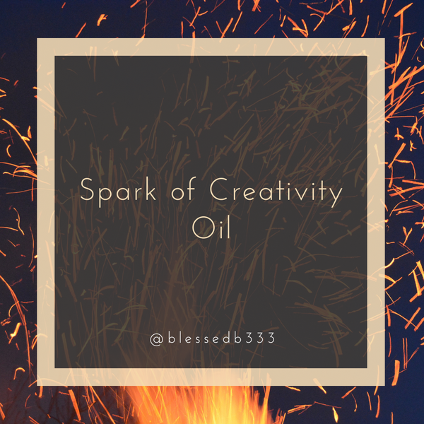 Spark of Creativity Oil