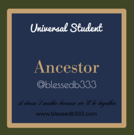 Ancestor Dressed Candle