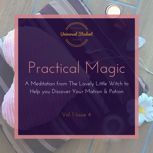 ::ARCHIVE:: Practical Magic: Meditation to Discover Your Matron & Patron .pdf Download