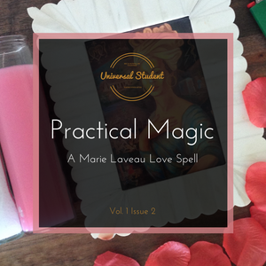 ::ARCHIVE:: Practical Magic: A Marie Laveau Love Spell .pdf Download