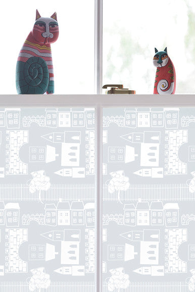 Eco-Friendly, safe, non-toxic window film for the kid's room