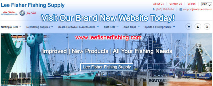 Lee Fisher Fishing Supply