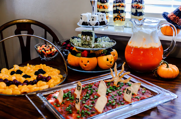 7 Spooky-Clever Recipes for Your Halloween Party