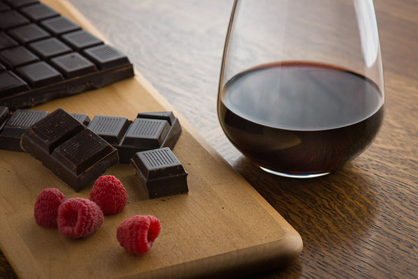 Everything You Need to Know About Pairing Chocolate with Wine