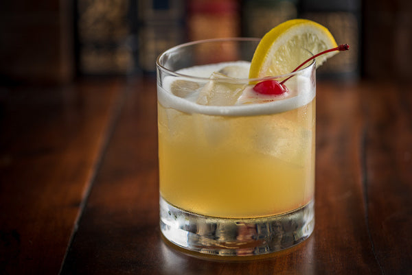 Pucker Up with These Whiskey Sour Recipes