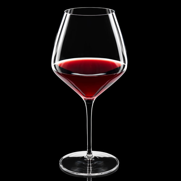 Regency 20.75 oz Pinot Noir Red Wine Glasses (Set Of 4) - Luigi Bormioli