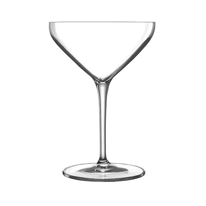 Atelier 10 oz Cocktail Glasses (Set Of 6) - Luigi Bormioli USA