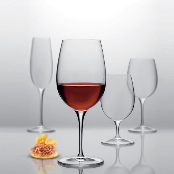 Palace 20 oz Grand Vini Wine Glasses (Set Of 6) - Luigi Bormioli