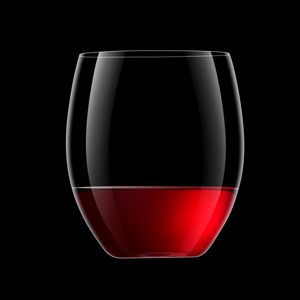 Talismano 17 oz Stemless Drinking Glasses (Set Of 4) - Luigi Bormioli