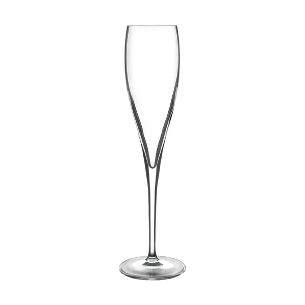 Vinoteque 6 oz Perlage Sparkling Wine Glasses (Set Of 6) - Luigi Bormioli USA